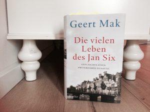 """""""Die vielen Leben des Jan Six"""" von Geert Mak"""